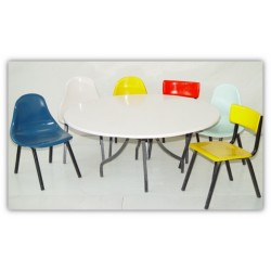 TABLE RONDE POUR PRESCOLAIRE