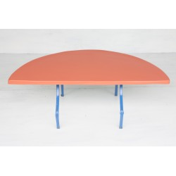Table demi lune